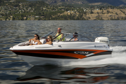 2018 - Campion Boats - Chase 550OB