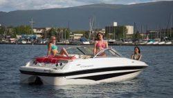 Campion Boats 545i Allante S Bowrider Boat