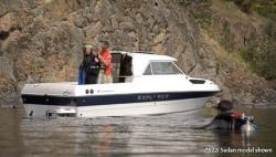 Campion Boats 622i Sedan Cuddy Cabin Boat
