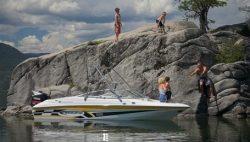 Campion Boats 580 Chase Bowrider Bowrider Boat