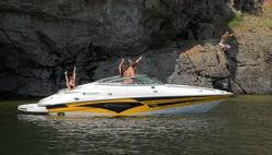 Campion Boats 700i Chase Sport Cabin Cuddy Cabin Boat