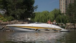 Campion Boats 800i Chase Sport Cabin High Performance Boat
