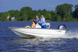 2016 - Cape Craft Boats - 190 Bay
