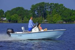 2019 - Cape Craft Boats - 160 CC