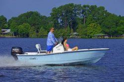 2020 - Cape Craft Boats - 160 CC