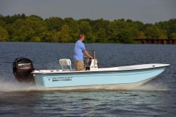 2020 - Cape Craft Boats - 17 DF Skiff