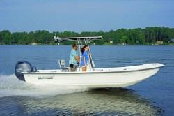 2020 - Cape Craft Boats - 21 V Skiff