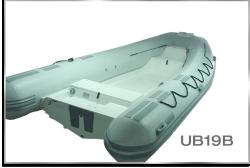 2017 - Caribe Inflatables - UB19B
