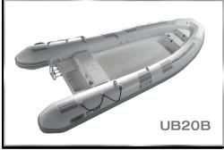 2017 - Caribe Inflatables - UB20B