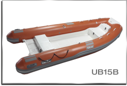 2018 - Caribe Inflatables - UB15B