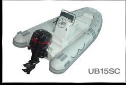2018 - Caribe Inflatables - UB15SC