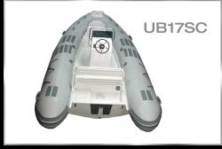 2018 - Caribe Inflatables - UB17SC