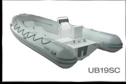 2018 - Caribe Inflatables - UB19SC