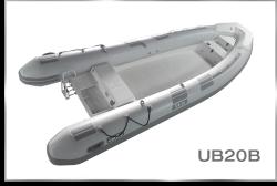 2018 - Caribe Inflatables - UB20B