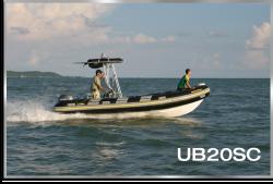 2020 - Caribe Inflatables - UB20SC