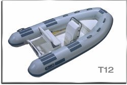 2020 - Caribe Inflatables - T12