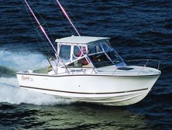 Carolina Classic Boats 25- Cuddy Cabin Boat