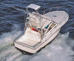 Carolina Classic Boats 35- Convertible Fishing Boat