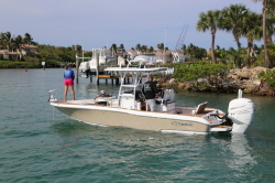 2018 - Crevalle Boats - 26 Open