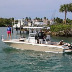 2019 - Crevalle Boats - 26 Open