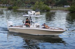 2020 - Crevalle Boats - 26 HBW