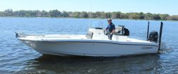 2020 - Crevalle Boats - 26 HCO