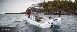 2020 - Crevalle Boats - 24 HCO