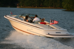 Chris Craft - Launch 25