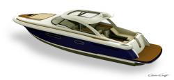 2011 - Chris Craft - Future Model Corsair 45