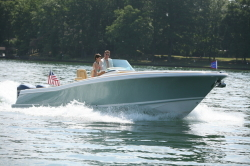 2012 - Chris Craft - Catalina 29 Sun Tender