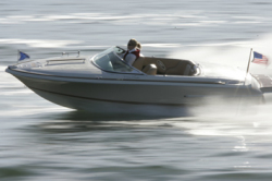 Chris Craft Speedster Woody Run About Boat