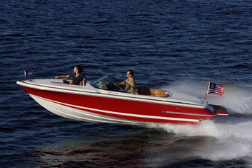 Research Chris Craft Lancer 22 Rumble Run About Boat on