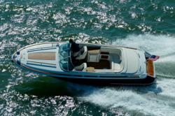 Chris Craft 25 Corsair Cuddy Cabin Boat