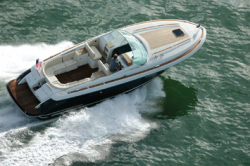 Chris Craft 36 Corsair Cuddy Cabin Boat