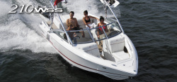 2014 - Cobalt Boats - 210WSS