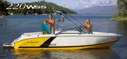 2014 - Cobalt Boats - 220WSS