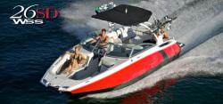 2014 - Cobalt Boats - 26SD WSS