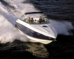 2009 - Cobalt Boats - 323