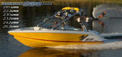 2011 - Cobalt Boats - 242 WSS