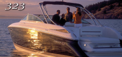 2011 - Cobalt Boats - 323