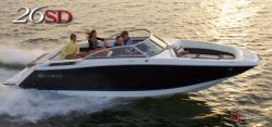 2012 - Cobalt Boats - 26 SD