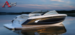 2013 - Cobalt Boats - A25