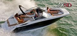 2013 - Cobalt Boats - 24SD