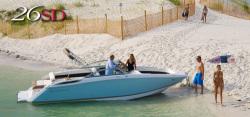 2013 - Cobalt Boats - 26 SD
