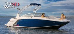 2014 - Cobalt Boats - 24SD WSS