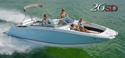 2014 - Cobalt Boats - 26 SD