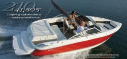2015 - Cobalt Boats - 210
