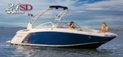 2015 - Cobalt Boats - 24SD WSS