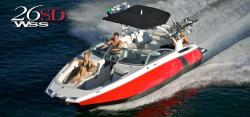 2015 - Cobalt Boats - 26SD WSS