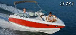 2016 - Cobalt Boats - 210
